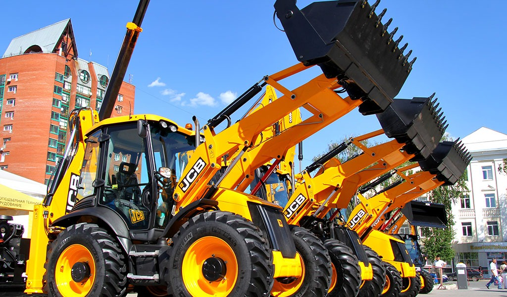 JBC Diggers, JC Parts Limited